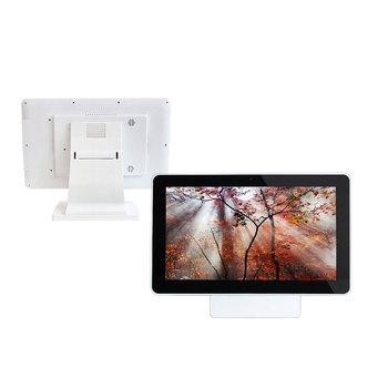 Quad core 1GB DDR 8GB flash memory 15.6 inch wifi network control video monitor lcd screen tablet pc all in one