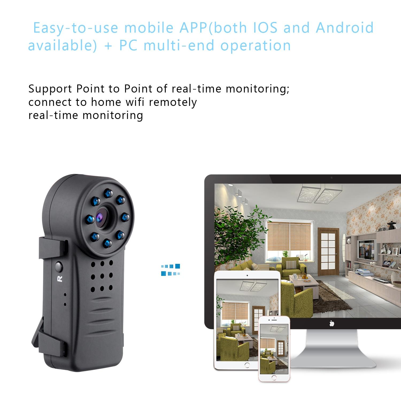 Mini caméra sans fil HD 1080P caméscope micro sport Cam action stylo caméra détection de mouvement vidéo enregistreur vocal sq11 sq13 sq12