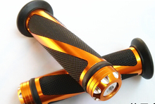 For Kawasaki K-based for Honda Suzuki motorcycle handlebar tape head aluminum handle sets throttle the oiler