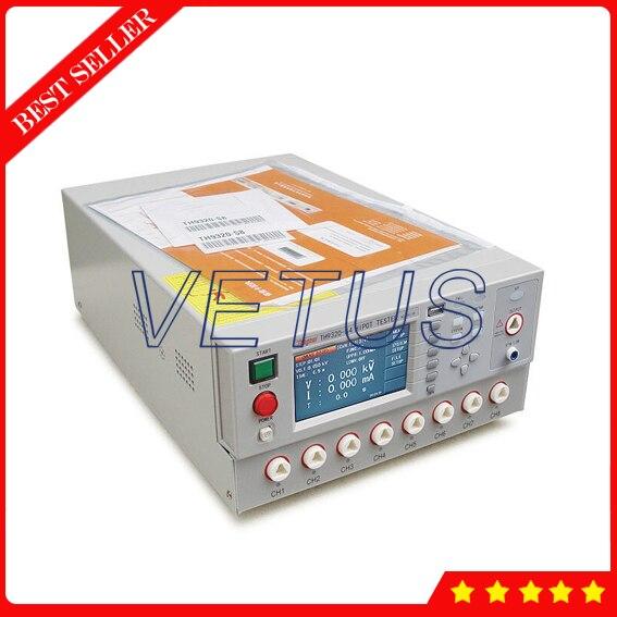 Testeur de courant alternatif à courant alternatif de TH9320-S4 pour résister au testeur d'isolation de tension