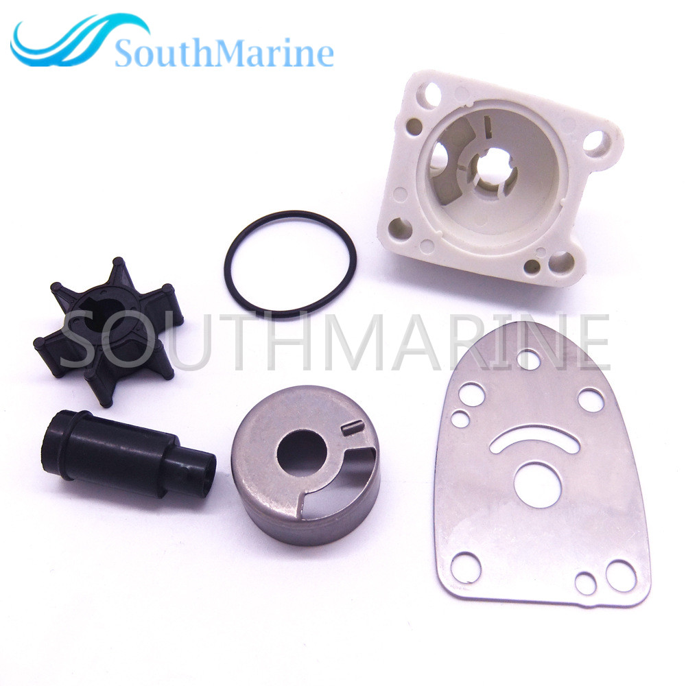 Outboard Motor 69M-W0078 Water Pump Repair Kit For Yamaha F2.5 F2.5M F2.5A 4-stroke