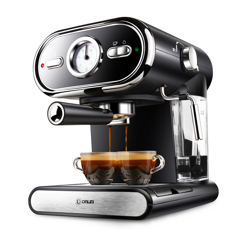 Donlim DL KF5002 Espresso Machine Semi Automatic Steam