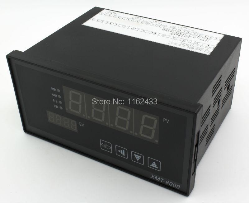 XMT 8 RS485 modbus interface ramp soak digital temperature controller relay SSR 0 22mA SCR output