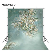 MEHOFOTO Newborns Photography Backdrops Spring Flower Baby Photo Background for Photo Booth Photophone Photocall allenjoy photo background white wood photocall for weddings photography backdrops photocall for a photo shoot photo booth