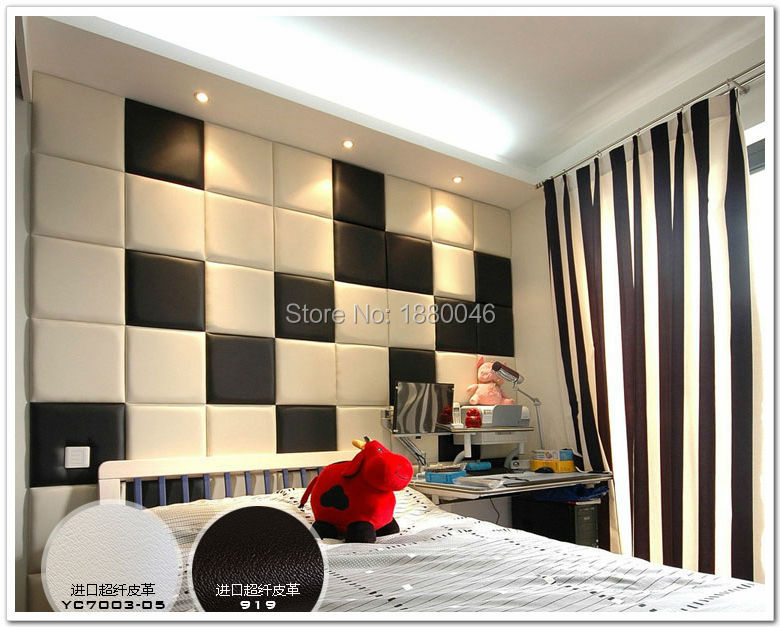 dekoratív akusztikus panelek Akusztikus panelek fali panelek Szövet - Lakberendezés