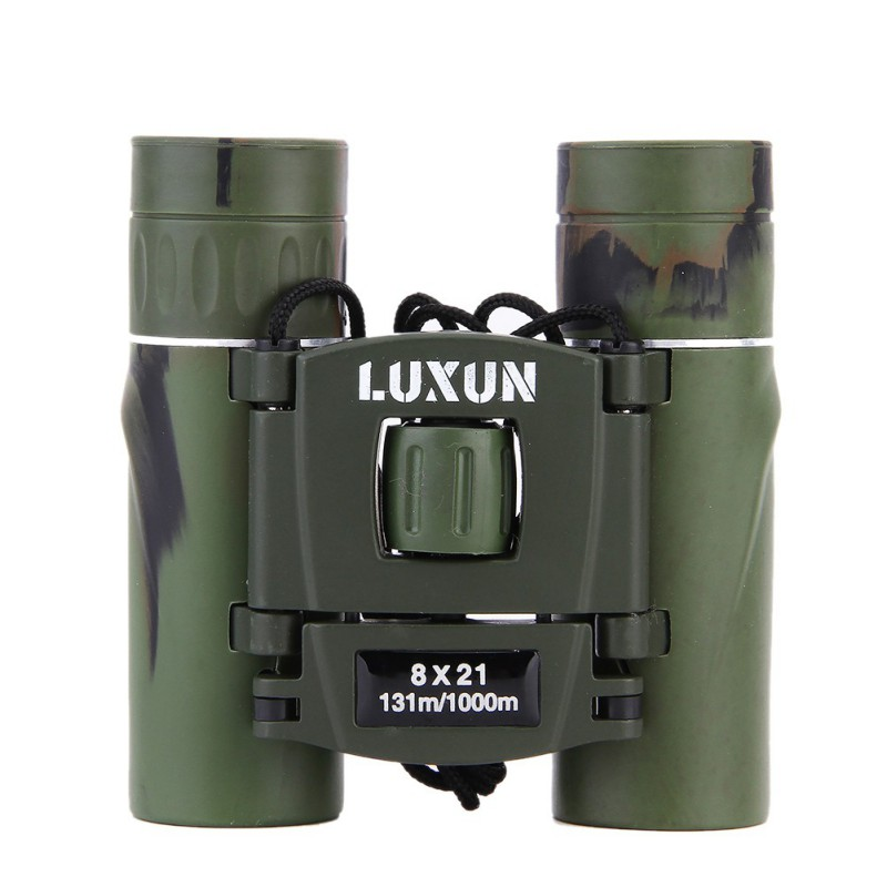 New Style! 8X21 binocular Zoom Field glasses Great Handheld Telescopes DropShipping hot sale HD Powerful binoculars