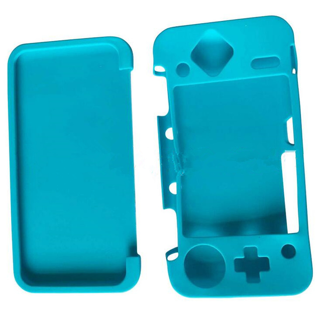 Silicone Case Protective Cover Skin Shell for New Ninten 2DS XL / 2Ds LL Console