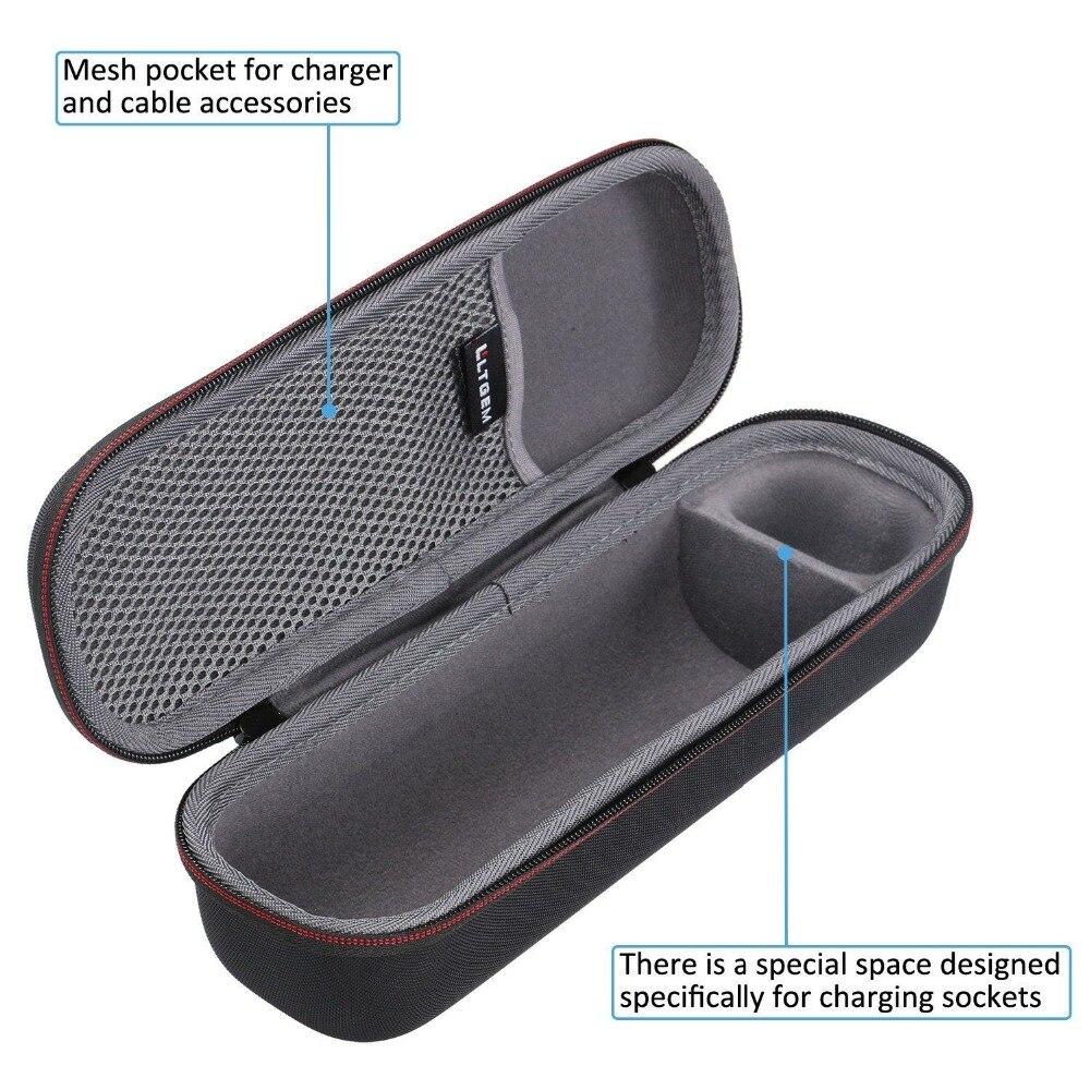 LTGEM переносной чехол для хранения для Apple Dr. Dre Beats Pill Plus Bluetooth портативный беспроводной динамик