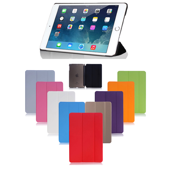 Case For New ipad 9 7 2017 2018 6th For Air 1 Sleep wake up magnet