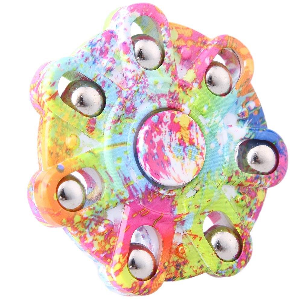 Новый счетчик Высокое качество EDC HandSpinner для аутизма и время вращения Длинные анти-стресс игрушки Spinner