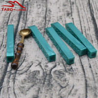 Carved Wax Sealing Sticks For Retro Vintage Wax Seal Stamp 5pcs Sealing Wax Sticks 1 Sealing