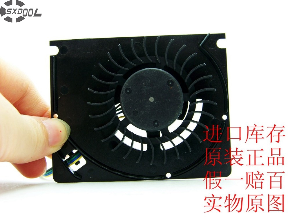 SXDOOL MGT6012YF-W15 12V 0.37A 4 line 6cm Graphics card cooling fan computador cooling fan replacement for msi twin frozr ii r7770 hd 7770 n460 n560 gtx graphics video card fans pld08010s12hh
