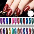 1 Colors/set Sioux Magnetic Cat Eye Gel Nail Gel Nail Polish LED UV Gel Long-lasting Soak-off UV Fingernail Gel Nail Varnish 6ml