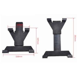 Image 5 - Suporte ajustável do berço da tablet do oem, com bola de 1 polegada para ipad air mini 1 2 3 4 e 7 comprimidos de 12 polegadas compatíveis para montagem ram
