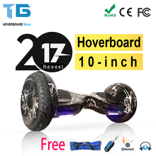 Hoverboard 10inch Electric Scooter Patinete Electrico Smart 2 Wheel self Balance Standing Smart Two Wheel Skateboard