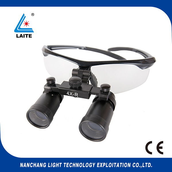 Medical Dental Surgical ENT Loupes Magnifying Glasses 4.0x