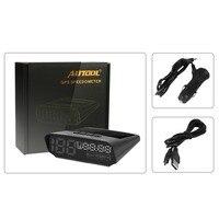 AUTOOL X100 Head Up Display Universal OBD2 GPS Car HUD KM/h MPH Overspeed Alarm Smart Digital Speedometer