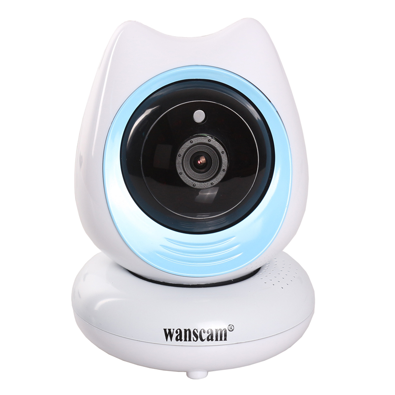 Plug Play IR Cut 720P High Definition Wifi Pan/Tilt Rotate Motion Detection P2P Night Vision Security Network IP Camera hot sale 720p hd ip camera wireless pan tilt robot network camera p2p plug play motion detection video push alarm sk 290