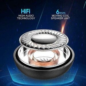 Image 5 - Roreta XG12 Bluetooth 5.0 אלחוטי אוזניות מיני דיבורית שיחת אוזניות עם מיקרופון סטריאו HIFI ספורט אוזניות עם USB מטען