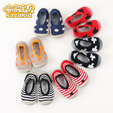 0-3 Yrs Baby Shoes First Walkers Boys Girls Infant Shoes Newborn Slipp