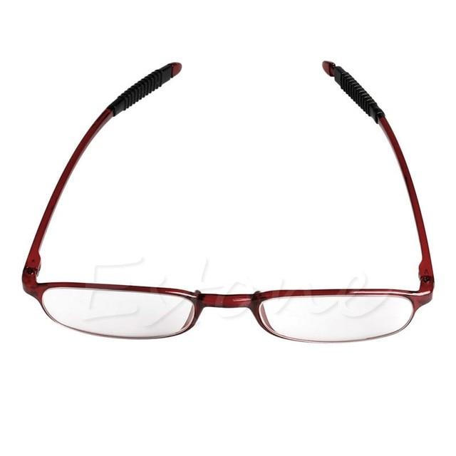 f707fa33171f Women\Men Flexible Reading Glasses Readers Strength Presbyopic Glasses  Diopter oculos de grau oculos leitura WY2703