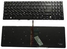 Russian NEW For Acer Aspire V5-552 V5-552G V5-552P V5-572 V5-572G V5-572P V5-573 V5-573G V5-573P V7-581 Backlight RU keyboard