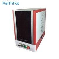 Cabinet Fiber Laser Memory Card Marking Machine Metal Ring For Pigeon 20w Laser Marking Machine