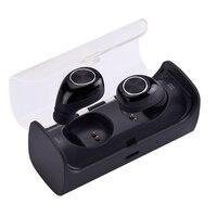 TWS 10 In Ear Earphone Mini Wireless Bluetooth Hands Free Earphone Super Bass Earbud Vs X1t