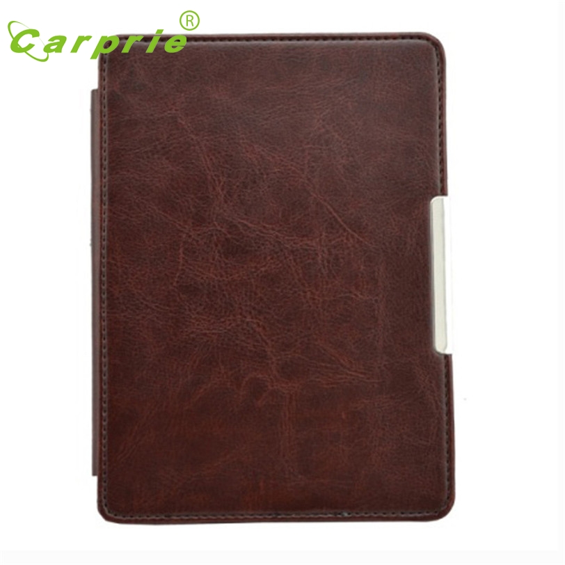 CARPRIE Slim Leather Case Smart Cover For Amazon Kindle Paperwhite 2016 Sleep/Wake CO Feb23 MotherLander slim leather case smart cover for amazon kindle paperwhite sleep wake crazy horse pattern magnetic buckle leather case