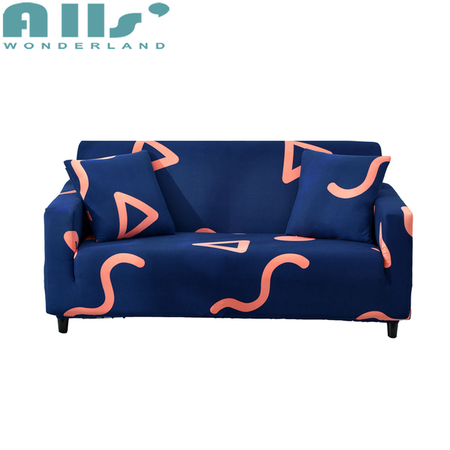 Sofas Covers Of Two And Three Seats Elastic Sofa Slipcovers Cheap Polyester  Sofa Covers For Living