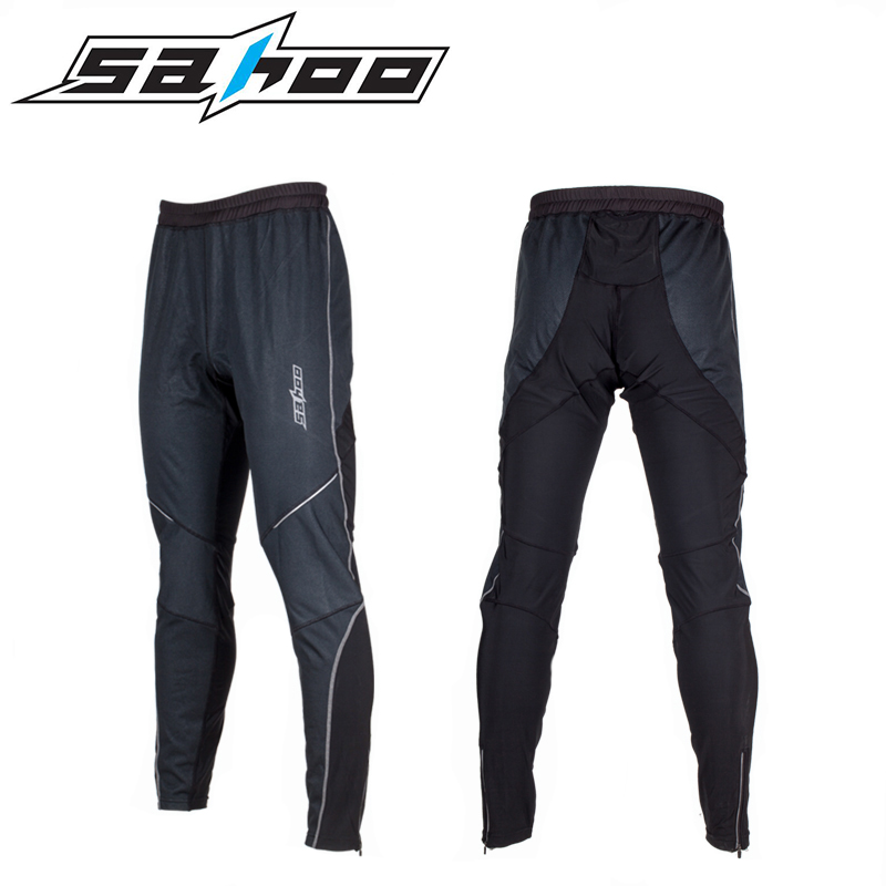 SHot Selling Winter Cycling Pants Tights Pants Men Outdoor Warm Pants  Cycling bicicleta sports Pants pantalones ciclismo 9e04bcdbf