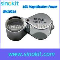 Aplanatic Professionelle Schmuck Lupe Lupe-GM-1021A