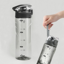 600ml Protein Sport Water Bottle BPA Free Outdoor Travel My Drink Shaker Protable Leakproof Tritan Plastic
