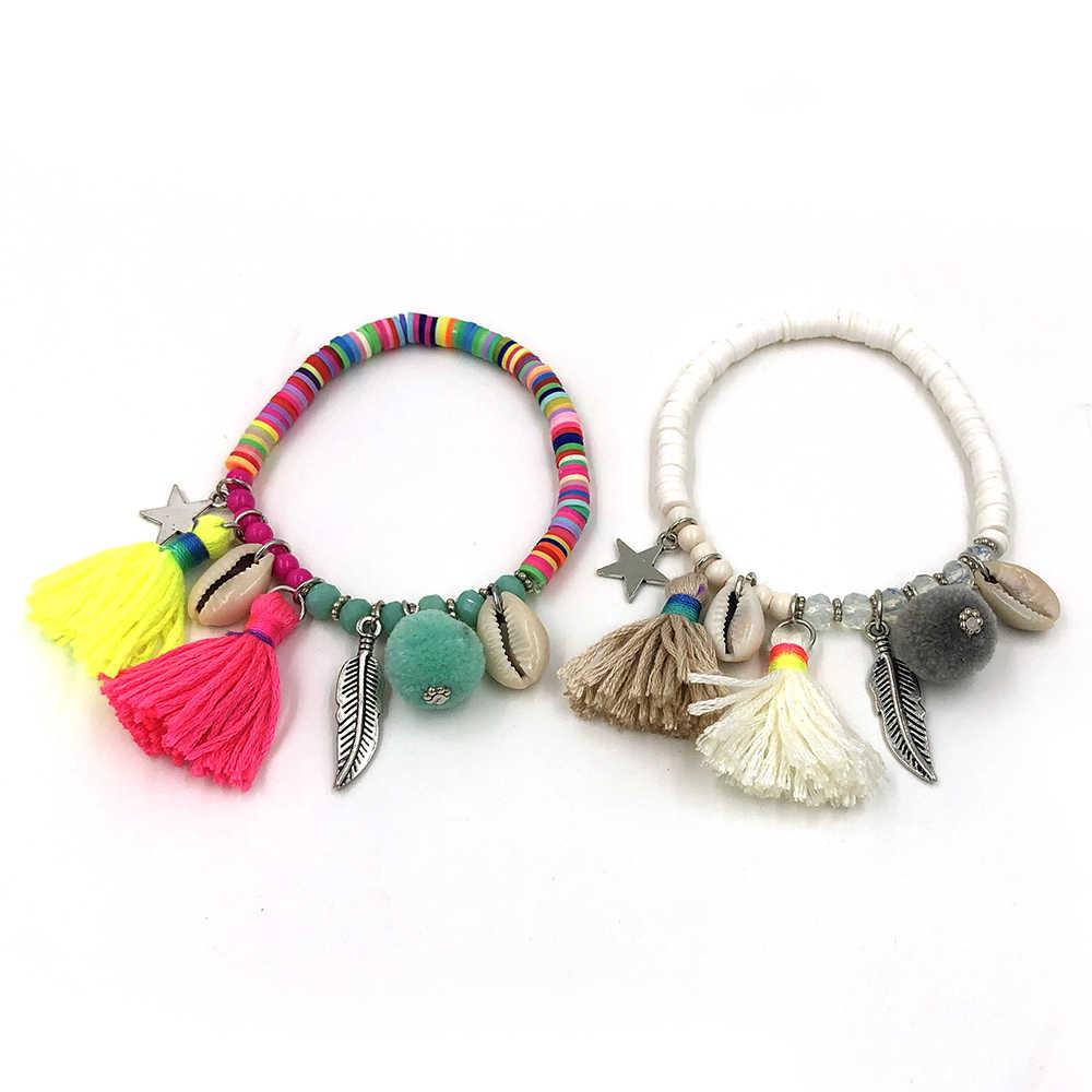 Colorful European Boho Bohemia Jewelry
