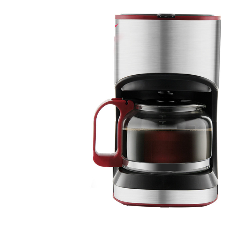 coffee maker USES fully semi-automatic miniature stainless steel American drip insulated Drip Coffee Maker все цены