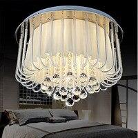 Panno HA CONDOTTO LA luce di soffitto di cristallo moderno e minimalista, E14 * 4 LED Integrato * 48 Lampadina Inclusa, per Foyer sala da pranzo illuminazione casa