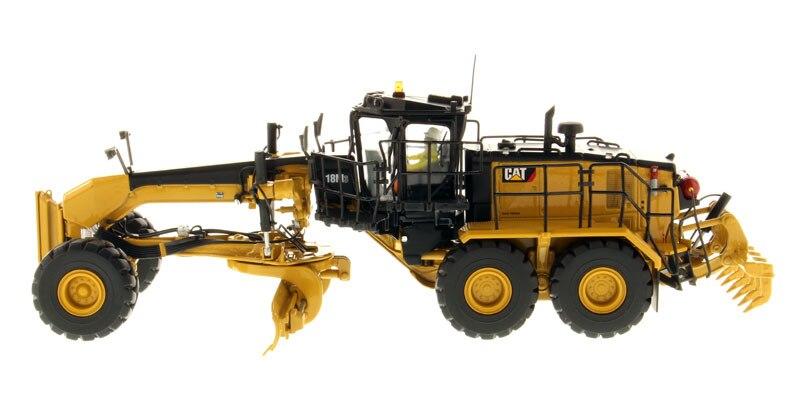 1 50 DM 85521 CAT18M3 Motor Grader High Line Series toy