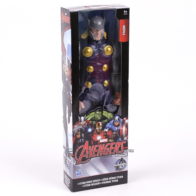 Marvel All The Avengers  Action Figure 12″ 30cm