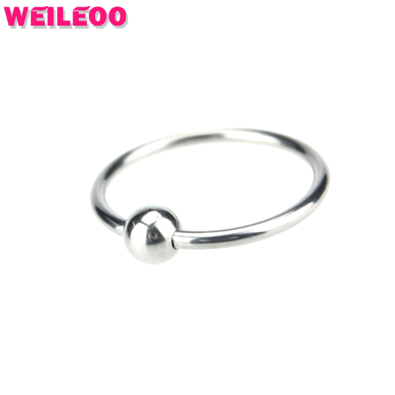 small size compact delay cock ring stainless steel penis ring cockring ball stretcher adult font b