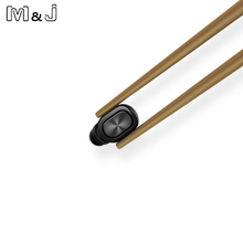 M&J Q1 Mini Car Calls Wireless Invisible Wphone Bluetooth 4.1 Earbud Noise Canceling Earphone With Mic For Drive