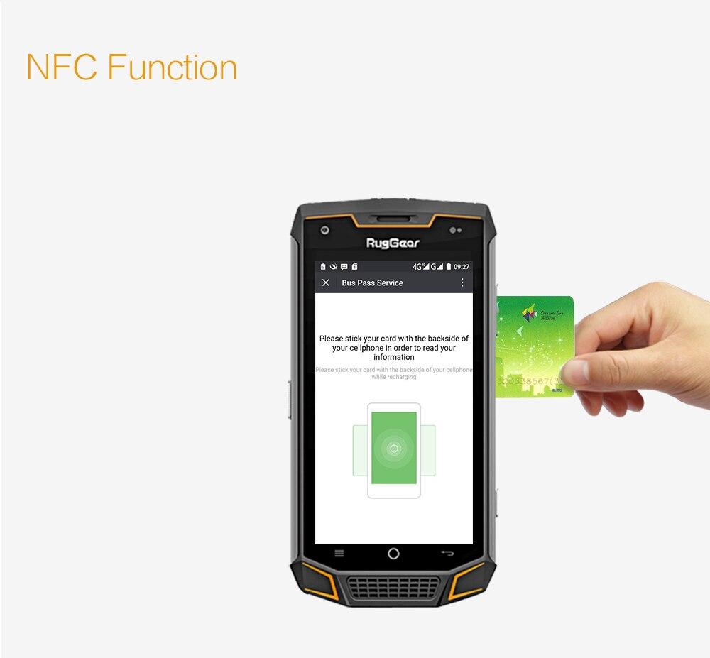 58d8f3419ef8 Étanche téléphone portable RugGear RG710 GRANDTOUR Débloqué 5.0 pouces  Android téléphone intelligent 4-core NFC Dual SIM Double Caméra 8 GB 1 GB  NoirUSD ...