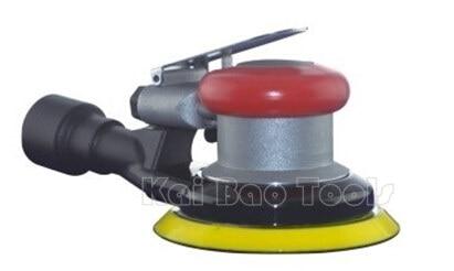 125mm Pneumatic Air Random Orbital Sander 5inch Central Vacuum Orbit 5mm Sander F0035C