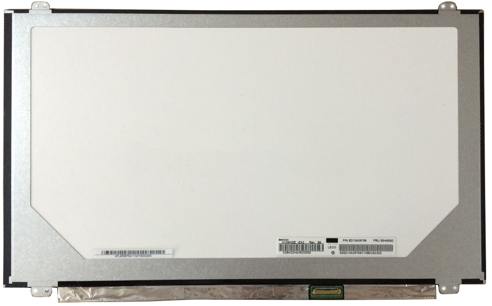 N156HGE EAB N156HGE EAB LED Display LCD Screen Matrix for Laptop 15 6 30Pin FHD 1926X1080