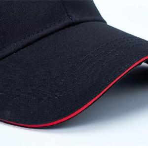 customized Cotton hat Baseball hats caps Men peaked cap sunhat Car logo M performance Adjustable Hat summer for Women(China)