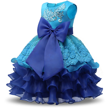 Party Tutu Kids Layered Dress