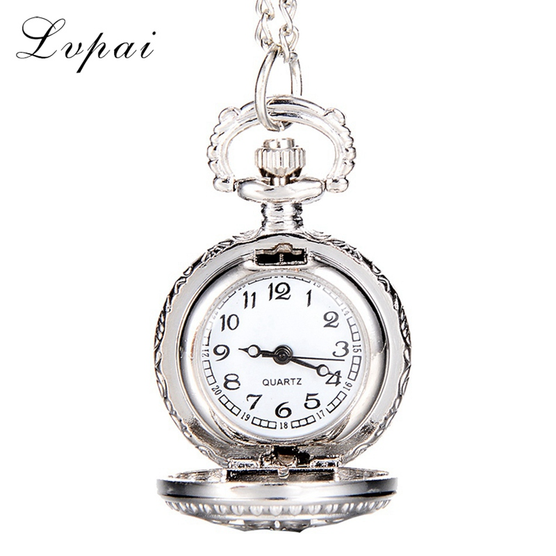 Top Brand Women Fashion Luxury Watch Brand New Beautiful Patterns Ladies Quartz Pocket Watch Women Dress Quartz Watch LS099