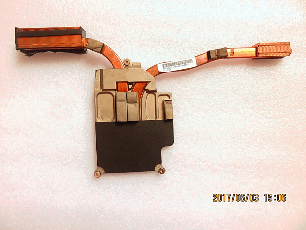 original for X500 X505 heatsink cpu cooler fan 4BTZ1HS0I60