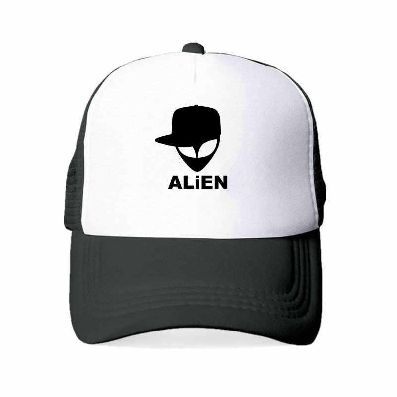 302350adada ... Cartoon Alien Baseball Cap Hat Cute Monster Alien Gesture Peace Victory  Snapback Hats Men UFO Fans ...