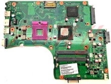 for TOSHIBA SATELLITE C650 C655 laptop motherboard GM45 DDR3 V000225070 6050A2355301 Free Shipping 100% test ok цена в Москве и Питере