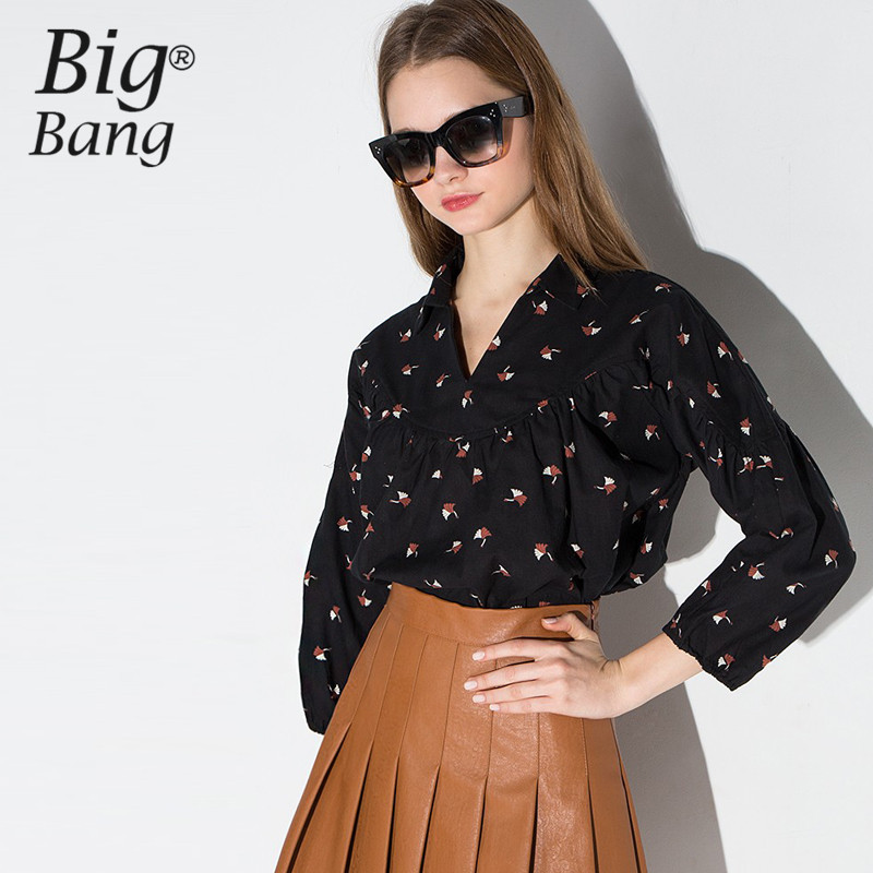 Compare Prices on Patterned Shirts Women- Online Shopping/Buy Low ...